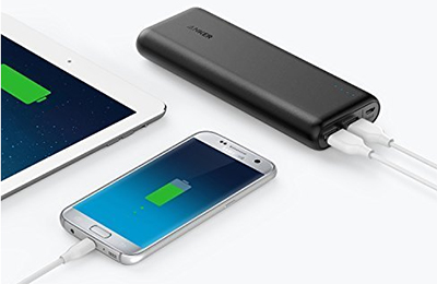 Anker 20000mAh Portable Charger PowerCore 20100: US$39.99.
