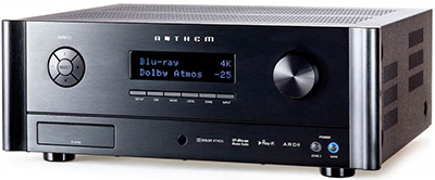 Anthem AVM 60 Audiophile-Friendly 11.2 Pre-Amplifier/Processor.