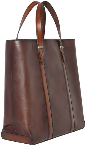 Araldi Atlas men's Tote Bag.
