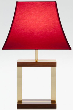 Armani / Casa Eveline 1 table lamp.