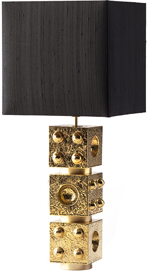 Artemest Marioni Adam Lamp with Shade: €2,090.