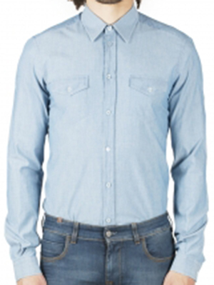Atelier Notify men's An 307 men's sport shirt light blue: €178.