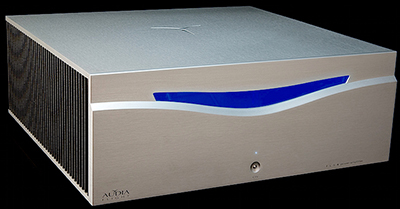 Audia Flight FLS4 Stereo Power Amplifier.