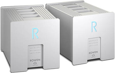 ROWEN ONE power amplifier.