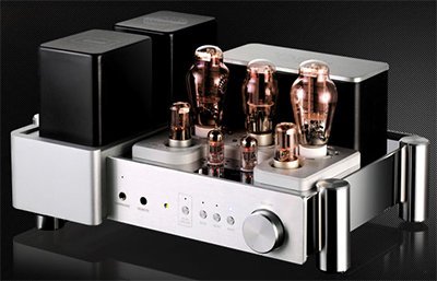 Yaqin Audio integrated amplifier.