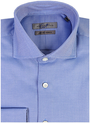 Austin Reed men's Blue Diamond Egyptian Shirt.