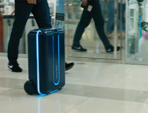 Travelmate suitcase.
