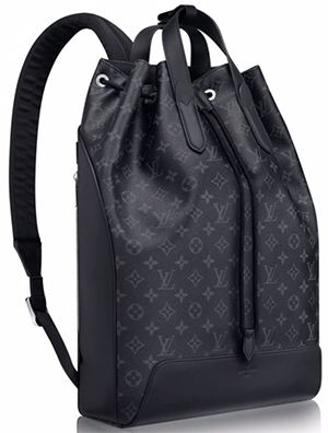 Louis Vuitton Backpack Explorer: US$2,780.