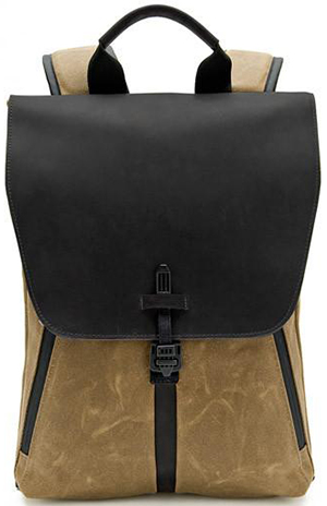 Waterfield Staad Laptop Backpack: US$319.