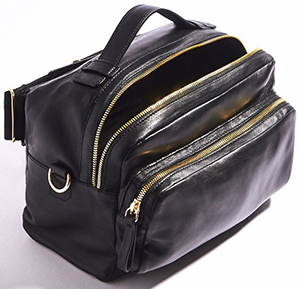 Pierre Hardy Comet men's Reporter bag: €695.