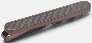 Ted Baker Garbot Woven tie bar: £39.
