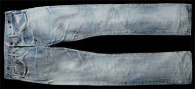 Barracuda - Tolu jeans: US$1,150.