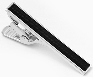 OwnOnly Carbon Fiber Tie Clip: US$19.90.