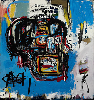 A Basquiat Sells for 'Mind-Blowing' US$110.5 Million at Auction.