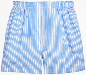 Brooks Brothers men's Traditional Fit Bold Stripe Boxers: US$25.