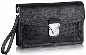 Louis Vuitton Belaia in alligator leather: US$21,200.