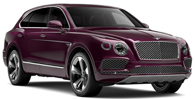 Bentley Bentayga (2019).