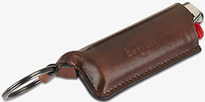 Berluti Leather Lighter Case: US$230.