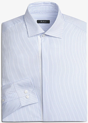 Berluti Cotton Shirt: US$570.