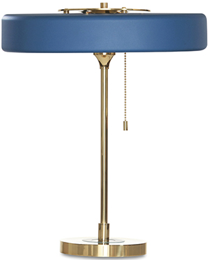 Bert Frank Revovle Table Lamp: £665.
