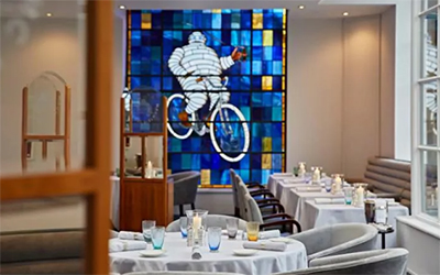 Bibendum, Michelin House, 81 Fulham Road, Chelsea, London SW3 6RD, U.K.