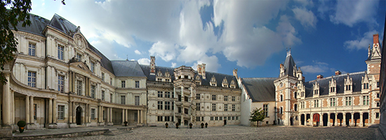 Château de Blois, 6 Place du Château, 41000 Blois. Photo: By Tango7174 - Own work, GFDL.