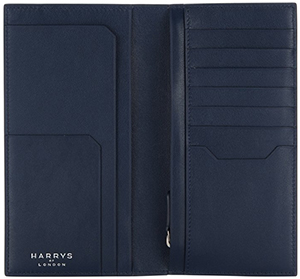 Harrys of London men's Bolt Vertical Long Wallet: US$445.
