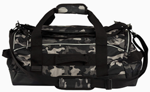 Björn Borg men's BB Terry Bag/Backpack 40L Black Camo: US$99.95.