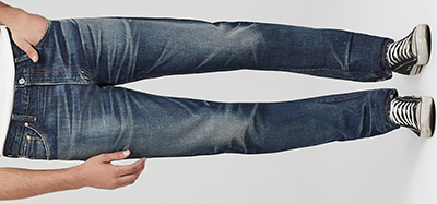 Citizens of Humanity Bowery Standard Slim in Mojave men's jeans: US$278.