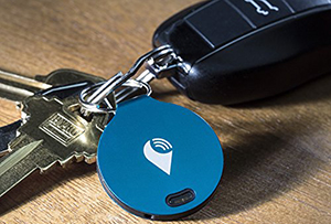 TrackR bravo - Bluetooth Tracking Device. Key Tracker. Phone Finder.