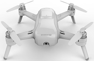 Yuneec Breeze drone: US$500.