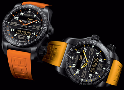 Breitling Emergency Night Mission.