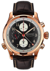 Bremont DH-88/RG Rose Gold wristwatch.