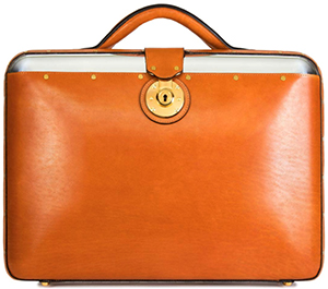 Passavant and Lee No. 25 Briefcase: US$2,850.