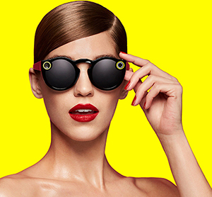 Spectacles - Sunglasses for Snapchat (2nd generation): US$150.