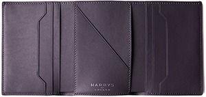 Harrys of London men's Three Folds Card Holder: US$375.