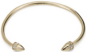 Mara Carrizo Scalise women's Power Bracelet with Diamond Pave: US$4,235.