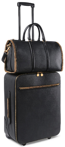 Stella McCartney Falabella Travel Suitcase: US$2,060.