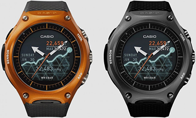 Casio Outdoor Smartwatch WSD-F10: Everything you need to know.