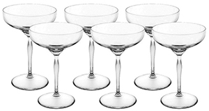 Lalique Crystal 100 Points Champagne Coupe: €660.