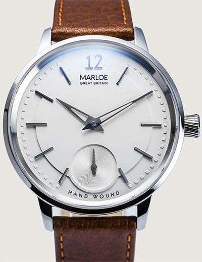 Marloe Cherwell - White Dial watch: £249.
