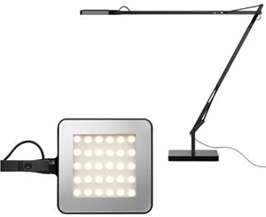 MiniKelvin LED designed by Antonio Citterio with Toan Nguyen.