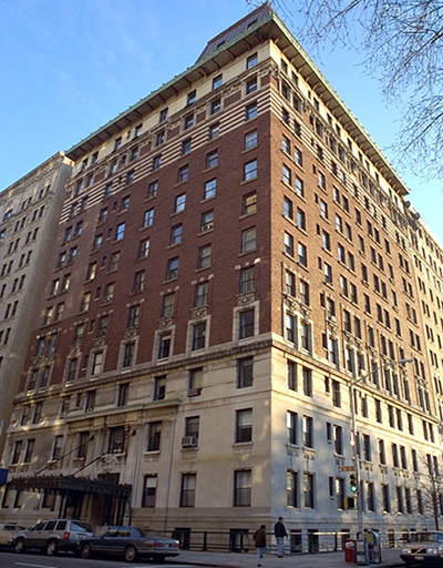 The Clarendon, 137 Riverside Drive / 86th Street, New York City, NY 100024, U.S.A.