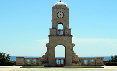 Clock Tower, 423 S Ocean Blvd, Palm Beach, FL 33480.