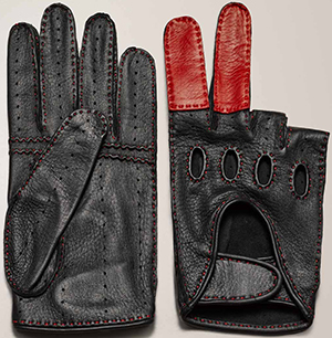 Connelly men's Road Rage Gloves.