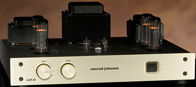 Conrad-JohnsonCAV45 Stereo Control Amplifier.