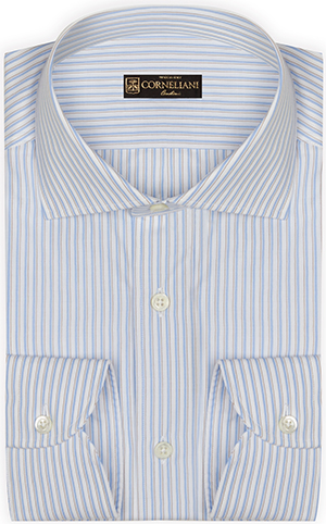 Corneliani Superlight men's Cotten Shirt.