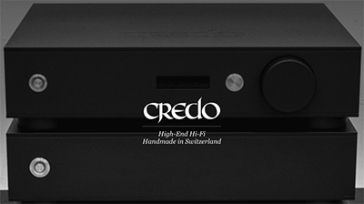 Credo Audio System - The Amp.