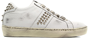 Leather Crown LC Studs W Iconic women's sneaker.