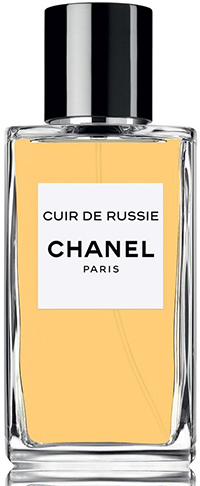 Cuir de Russie by Chanel.